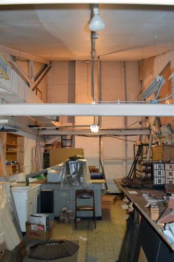 Preservation Room