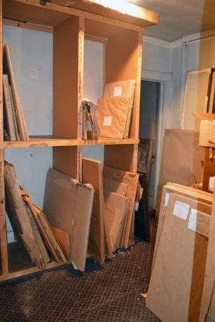 Upstairs Storage